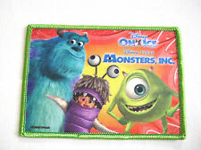 Disney On Ice Patch Monsters, Inc. Iron On NOS