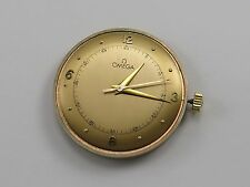 OMEGA BUMPER AUTOMATIC WATCH MOVEMENT Calibre 350 With DIAL, HANDS & CROWN