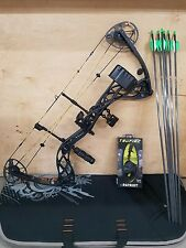 Diamond Deploy 2017 SB Compound Bow Package Right hand 60lbs Free Case & Arrows