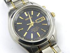 Mens Seiko Kinetic Watch 5M63-0AC0 - 100m