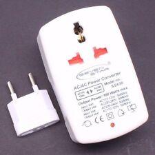 Step Up & Down Voltage Converter 100W SS-630 Power Adapter AC 110v 220 Volt Plug