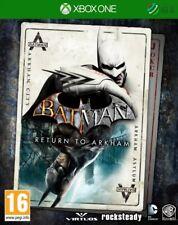 Batman Return To Arkham Xbox One * NEW SEALED PAL *