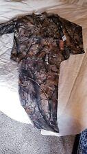Realtree 2XL Long Sleeve Shirt and Pants Hunting Set
