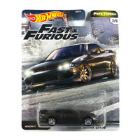 Hot Wheels GBW75-63 Nissan Silvia (S15) grau metallic - Fast & Furious 1:64 NEU°
