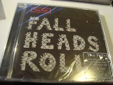 RAR CD. THE FALL. FALL HEADS ROLL. SEALED.
