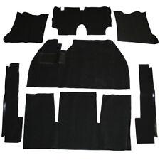Empi 3911 Black 7 Piece Carpet Kit Vw Bug / Beetle 1969-1972, No Foot Rest