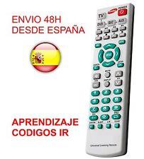 Mando aprendizaje Remote Learning Universal TV SAT TDT