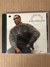 King Errisson - Global Music - CD - Excellent!