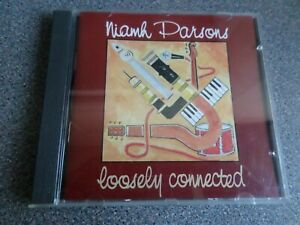 Niamh Parsons ~ Loosely Connected CD Album (1992)