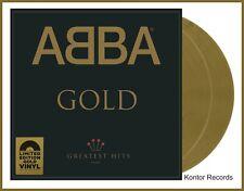 "Abba ""gold"" limited gold-coloured Vinyl 2LP NEU Best-of Album"