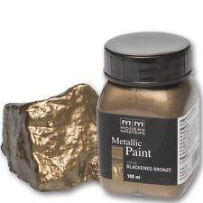 Dunkelbronze Metallic Paint 100ml Modern Masters Metallfarbe Metalleffekt Acryl