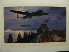 """Nicolas Trudgian's """"Breaching The Dam""""  Rare Sold Out L/E"""