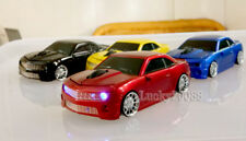 HOT Cordless USB 2.4Ghz Wireless car mouse Laptop PC Game Mice LED Gift 1600DPI