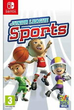Junior League Sports Collection (Nintendo Switch)
