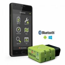 OBDLink LX Bluetooth OBD OBD2 Adapter/Diagnostic Scanner for Android & Windows