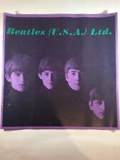 Beatles 1964 USA LTD Tour Booklet Program