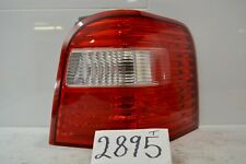 05 06 07 Ford Freestyle PASSENGER Side Tail Light Used Rear Lamp #2895-T