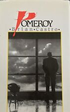 Pomeroy Brian Castro 1990 Hardcover First Edition Extremely Rare Asian Writer