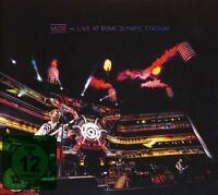 MUSE - Live at Rome Olympic Stadium [CD + DVD] *NEU*