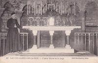 SAINTES-MARIES-DE-LA-MER 82 l'autel majeur en fer forgé père éd marcheteau