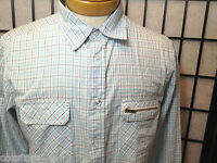 English Laundry Christopher Wicks Dress Casual Shirt Mens Size L