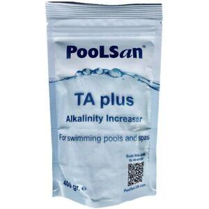 PoolSan TA Plus Alkalinity Increaser for pools & hot tubs