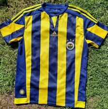 More details for adidas climacool fenerbahce van persie oficial football shirt jersey size s