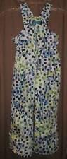 Pulse insulated geometric print snowsuit bibs boy girl M Medium 6-6X snow pants