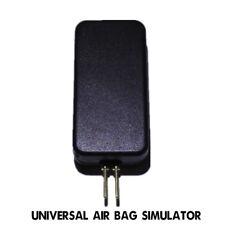 SIMULATOR EMULATOR BYPASS GARAGE AIRBAG AIR BAG SRS FAULT FINDING DIAGNOSTI