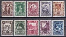 Briefmarken mit Kunst- & Kultur-Motiven als Satz