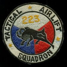 PAF Philippine Air Force 223rd Tactical Airlift Squadron Patch R-3