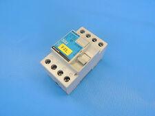 Schupa FI - Schutzschalter 4 polig 25 A 0,5A 230/400V / NPFI25.500.4SK