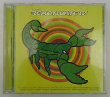 REACTIVATE 17 ~ Various Artists ~ 2 x CD ALBUM