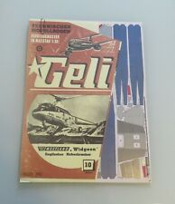 Geli Technischer Modellbogen 1/33 Westland Widgeon (10)
