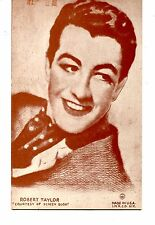 Robert Taylor Famous Star-Movie & Television Actor-Vintage Mutoscope Postcard