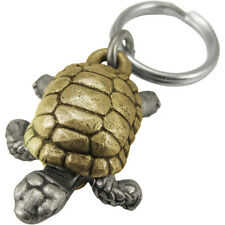 Anatomical African Spurred (Sulcata) Tortoise Keychain