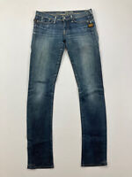 G-STAR RAW 3301 SLIM Jeans - W30 L32 - Navy - Great Condition- Women's