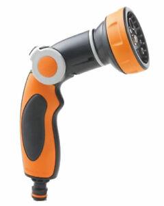 Lancia pistola acqua 8 getti GF 5542 irrigazione giardino lavaggio pulizia