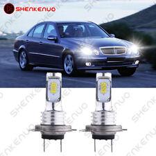 Für Mercedes E-Klasse W211 2002-2008 H7 LED Scheinwerfer Abblendlicht 6000K Weiß