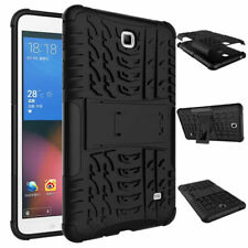 "Hybrid Rugged Stand Cover Hard Case 9.7"" Samsung Galaxy Tab S2 T819 Job Lot"