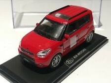 VERY RARE 1/36 KIA SOUL RED by WELLY