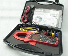 UNI-T UT233 USB LCD Digital Power Factor Clamp Meter 3-Phase True RMS Value