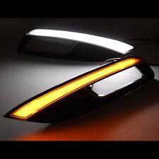 LED 2Way Daytime Running Light DRL For KIA All New Forte K3 2013~2015