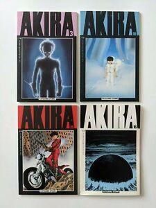 Akira 3 10 16 25 Katsushiro Otomo Epic Marvel Comics Manga Graphic Novel