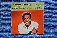 SAMMY DAVIS JR. / EP (Pochette seule*) BRUNSWICK 10 086 / BIEM 1956 (F)