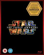 Star Wars: The Force Awakens (Limited Edition Dark Side Artwork Sleeve) [Blu-ray