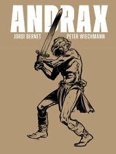 Andrax - Gesamtausgabe  740 Seiten Limitiert 777 Exemplare Crosscult