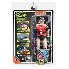 Batman 66 Classic TV Show Mego Style Figures: Deluxe Robin Breather Variant
