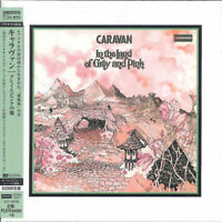 CARAVAN-IN THE LAND OF GREY AND PINK-JAPAN MINI LP PLATINUM SHM-CD Ltd/Ed I50
