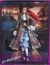 BARBIE 2007 THE PIRATE GOLD LABEL NRFB